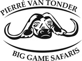 Pierre van tonder big game safaris logo