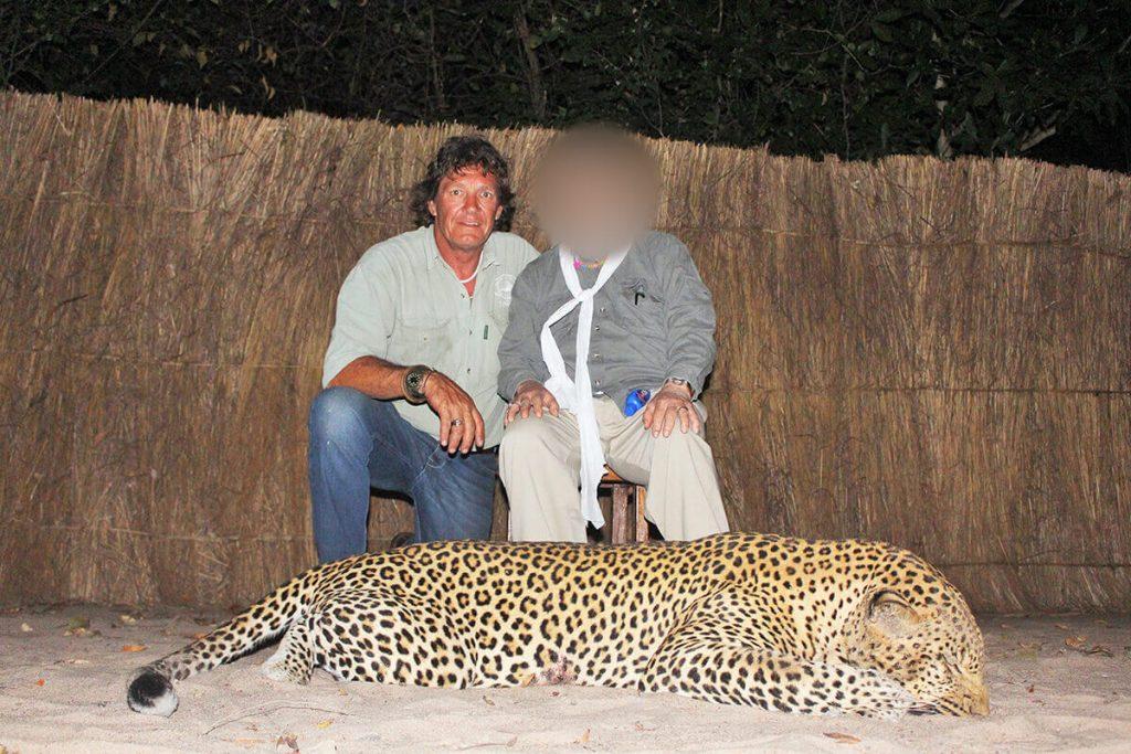leopard hunt packages