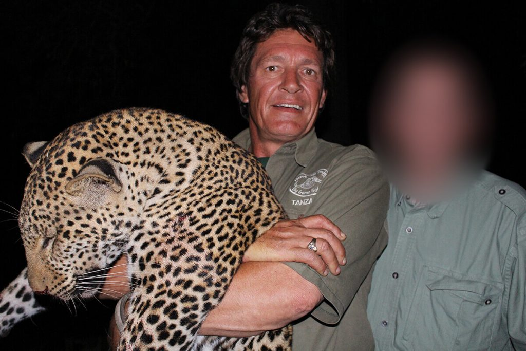 leopard hunting safaris tanzania
