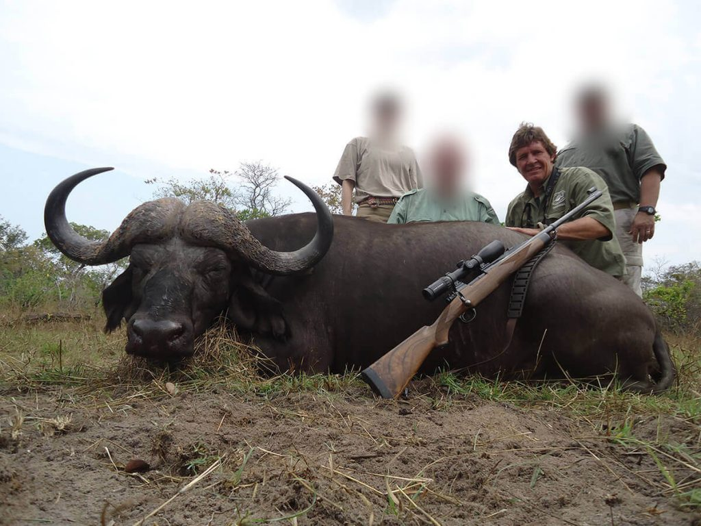 tanzania buffalo hunting safaris